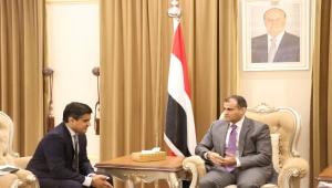 وزير الخارجية يؤكد على أهمية التنفيذ الكامل والمتسلسل لاتفاق الرياض