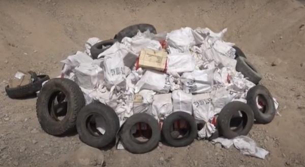 اتلاف قرابة مليون ونصف صاعق بتعز كانت في طريقها للحوثيين